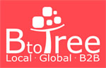 The Online B2B World EXPO, Online Trade Show, Online Trade Fair Logo